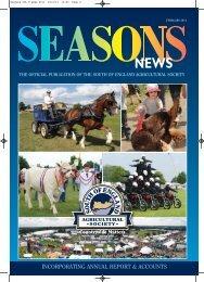 Seasons News - Hays