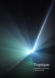 Tropique - Seconde Nature
