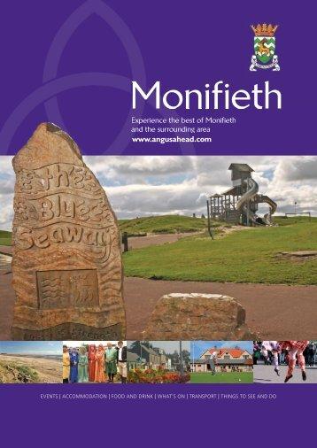 Monifieth brochure (2 MB PDF) - Angus Community Planning