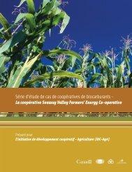 Série d'étude de cas de coopératives de biocarburants - - Conseil ...