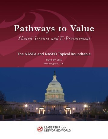 Pathways To Value Report Final 7.7.15