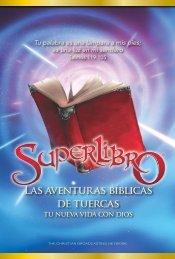 Las aventuras bíblicas de tuercas - Superbook