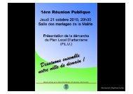 Intervenant: Stéphane Lerays - Brou Sur Chantereine