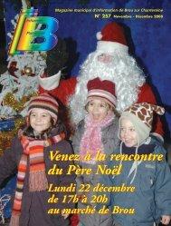 IB Déc 2008 - Brou Sur Chantereine