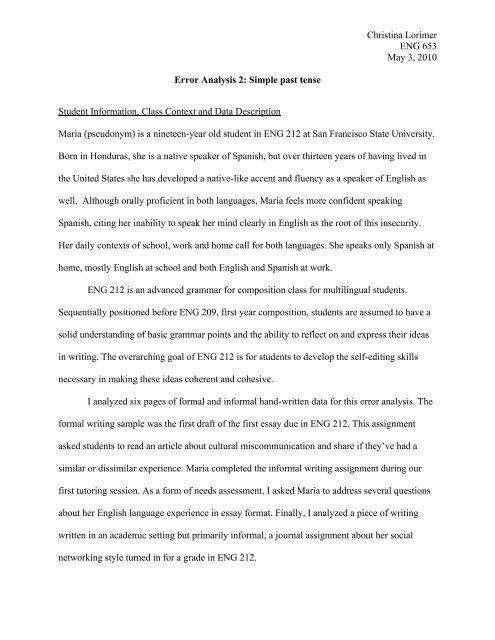 Are essays written in the past tense scholarship ghostwriters websites uk