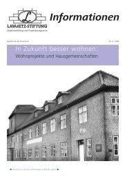 Informationen - Lawaetz-Stiftung