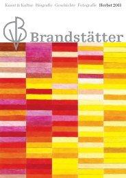 Kunst & Kultur Biografie Geschichte Fotografie Herbst 2011
