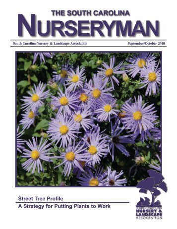 September/October 2010 - South Carolina Nursery & Landscape ...