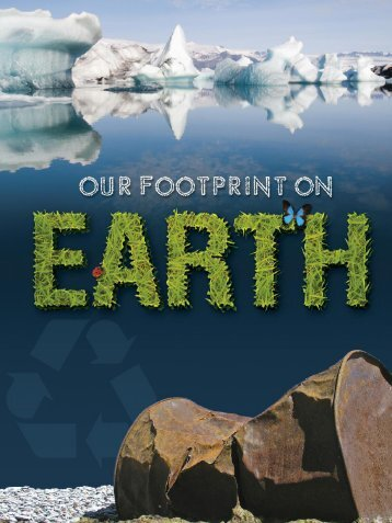 Our Footprint on Earth - Rourke Publishing eBook Delivery System