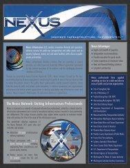HERE - Nexus Infrastructure