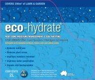 eco-hydrate 2L 10486.indd - Savewater.com.au