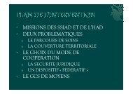 Soins à domicile SSIAD et HAD - ARS Poitou-Charentes