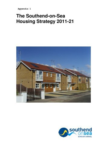 Appendix 1 - Southend-on-Sea Borough Council