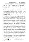 dossier de presse - Musée d'art moderne de Saint-Etienne - Page 5