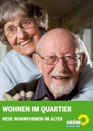 WOHNEN IM QUARTIER - Barbara Steffens