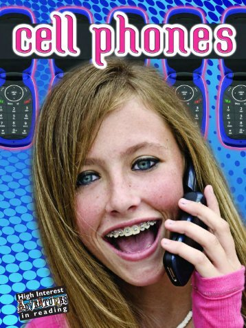 Cell Phones - Rourke Publishing eBook Delivery System