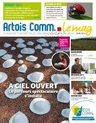Le Mag juin 2011 - Artois Comm.