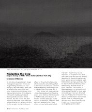 Navigating the Deep - dart international magazine