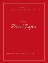 Annual Report 1999 - Gmcf