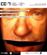 Le magazine du CECN - Vincent Delvaux