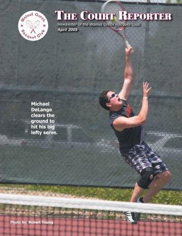 April CR.3.23.09 - Walnut Creek Racquet Club