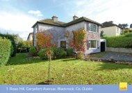 1 Rose Hill, Carysfort Avenue, Blackrock, Co. Dublin - Daft.ie