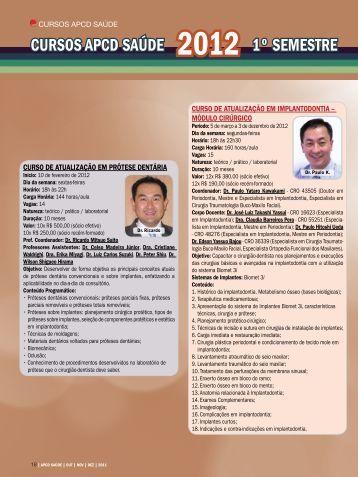 Revista 34 - pag. 18 a 28 - APCD da Saúde