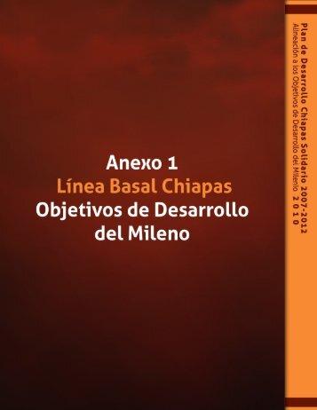 Anexo 1. Linea Basal ODM - Secretaria de Hacienda