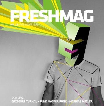 FRESHMAG pazdziernik 2012