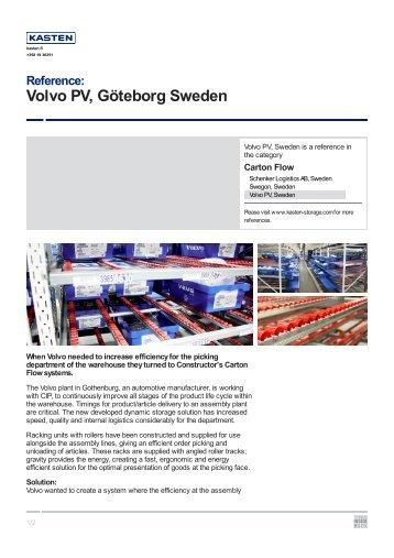 Volvo PV, Sweden - Kasten