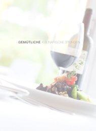 3. A LA CARTE.pdf - Restaurant Fontana