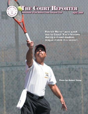 April CR.3.21.08 - Walnut Creek Racquet Club