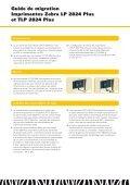 Gamme des imprimantes Zébra - Solumag - Page 2
