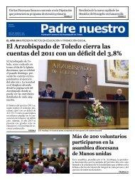 Número 1.244 24-25 de noviembre - Archidiócesis de Toledo