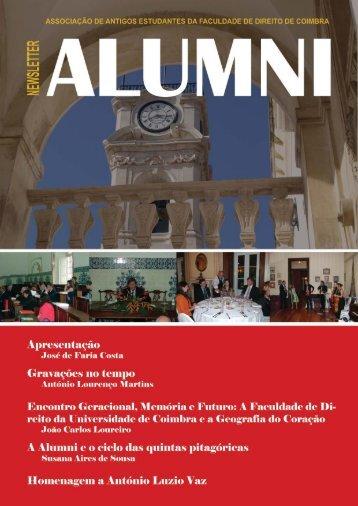 Número 3 | 2011 - Faculdade de Direito - Universidade de Coimbra