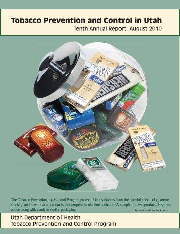 2010 - Utah Tobacco Prevention and Control Program