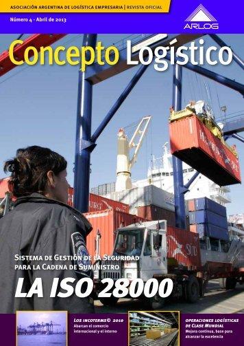 La ISO 28000 - Concepto Logístico