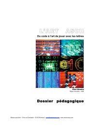L'ART ASCII - Maison Populaire