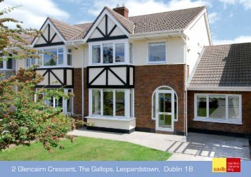 2 Glencairn Crescent, The Gallops, Leopardstown, Dublin 18 - Daft.ie
