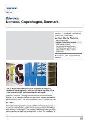 Nomeco, Copenhagen, Denmark - Kasten