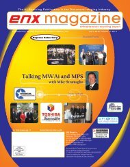 April 2010 Issue PDF - ENX Magazine