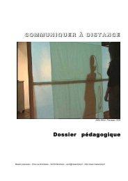 COMMUNIQUER À DISTANCE Dossier ... - Maison Populaire