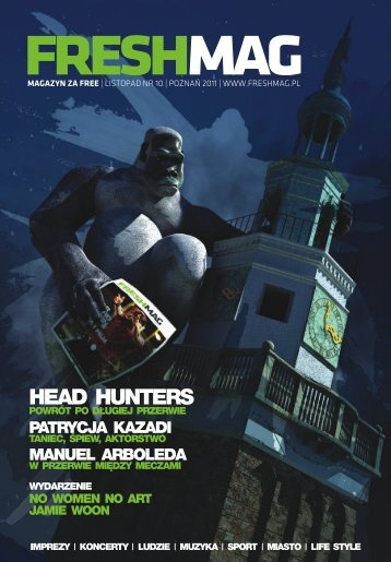 HEAD HUNTERS - Freshmag
