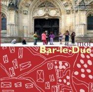 Actions éducatives Patrimoine et Musée barrois - Villes et Pays d'art ...