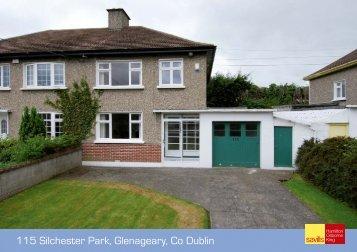 115 Silchester Park, Glenageary, Co Dublin - Daft.ie