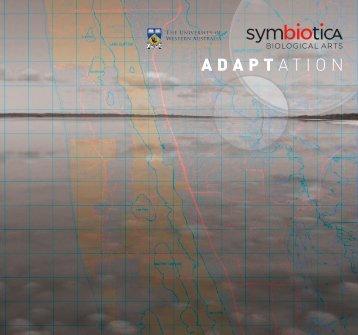 Adaptation catalogue - amanda alderson