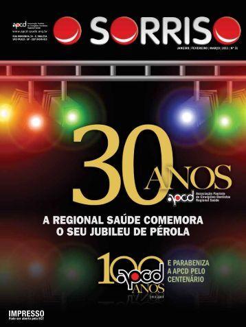 Revista 31 - APCD da Saúde