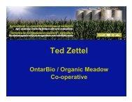 OntarBio Organic Farmers Co-op - CoopZone
