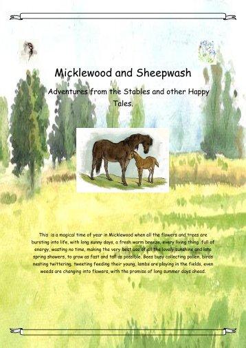 Micklewood and Sheepwash
