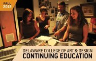 Download - Delaware College of Art and Design
